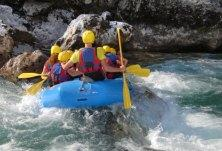 Rafting Tour On Soca River Packages