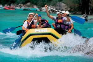 Rafting - Soca River